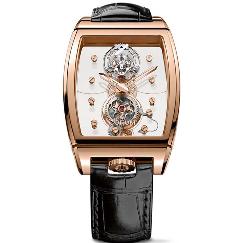 Golden Bridge Tourbillon Panoramique Watch 100.169.85/0F01 0000