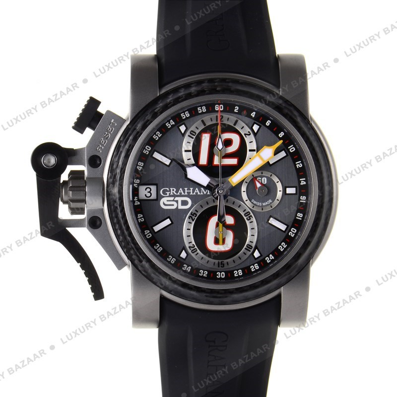 Chronofighter Oversize Scott Dixon Limited Edition 2OVKI.B30A.K10T