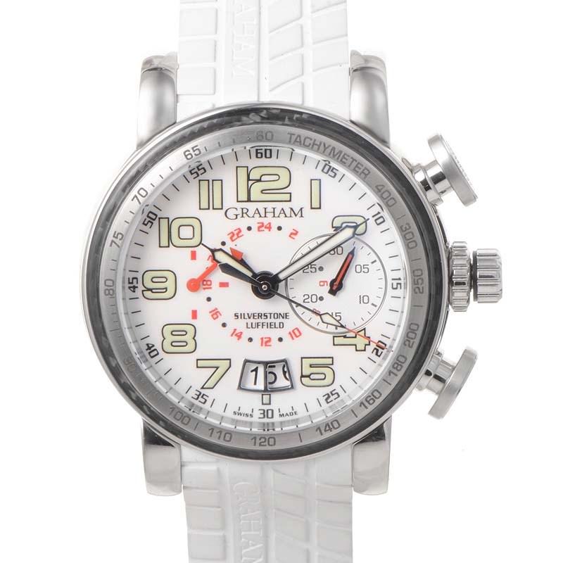 Grand Silverstone Men's Stainless Steel Watch 2GSIUS.W01A.K07B