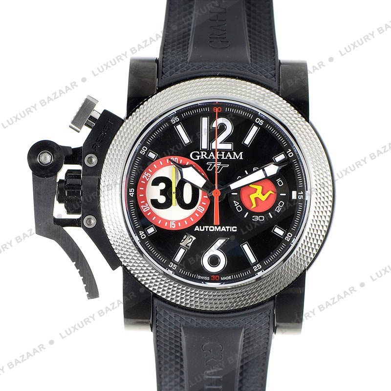 Chronofighter Oversize Tourist Trophy 2OVUV.B33A.K52N