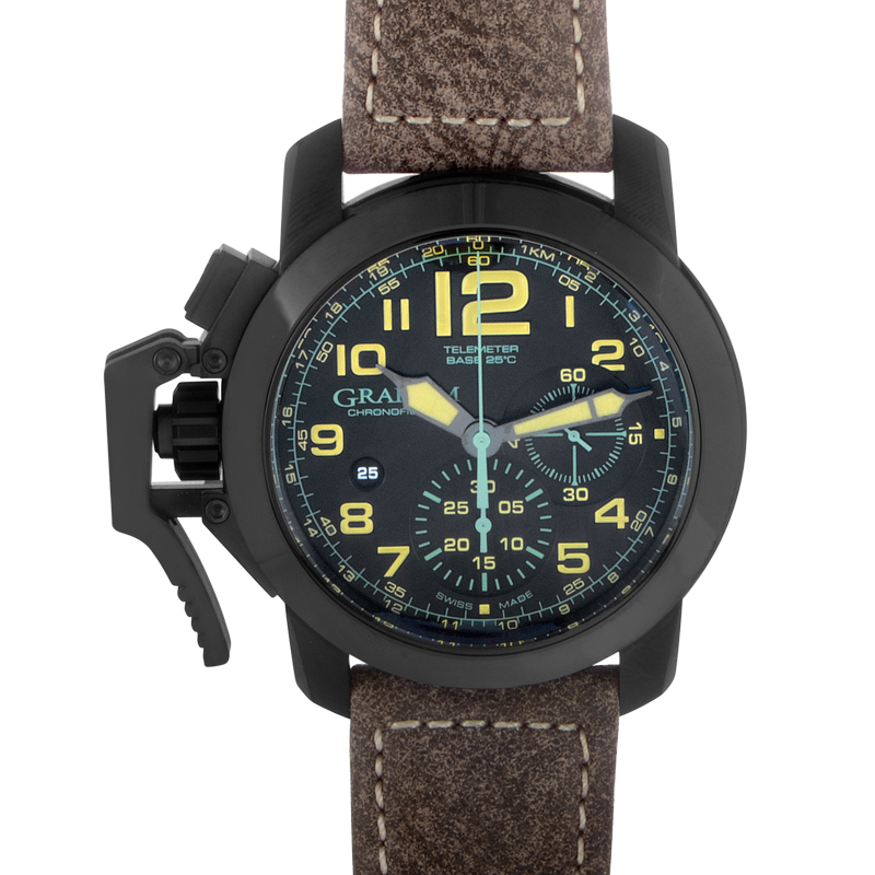 Chronofighter Oversize 2CCAU.B09A.L43N