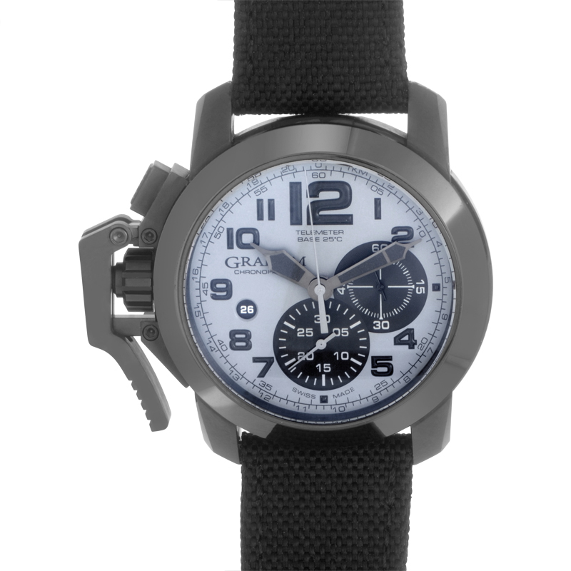 Chronofighter Oversize 2CCAU.S01A.T12N