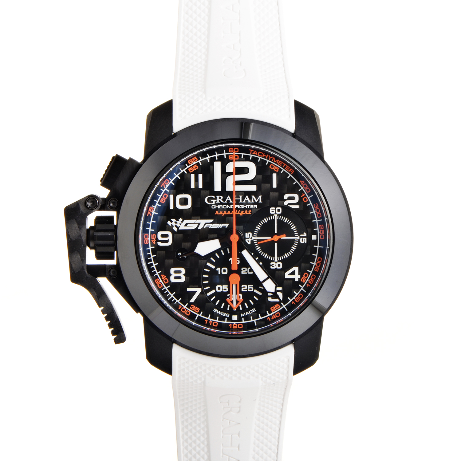 Chronofighter Oversize Superlight GT Asia Limited 2CCBK.B14A