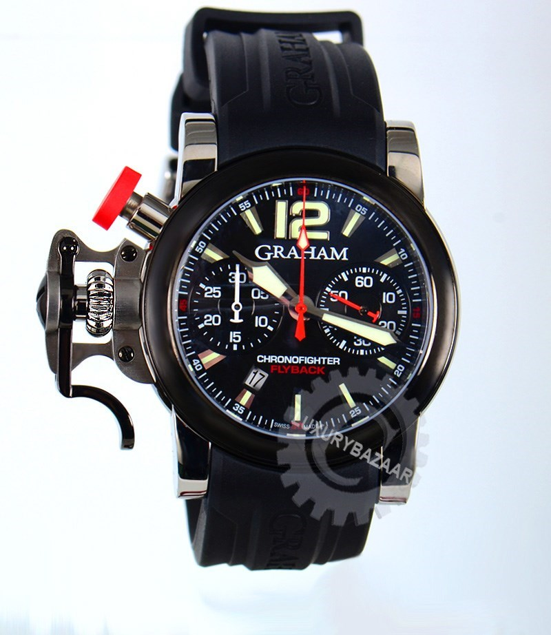 Chronofighter RAC Flyback 2FBAV.B01A