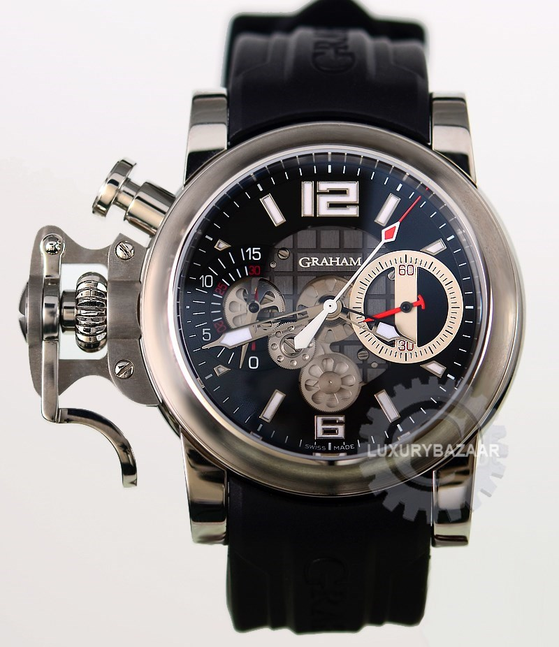 Chronofighter R.A.C. Skeleton 2CRBS.BK1A.K25B
