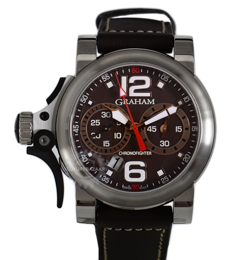 Chronofighter Trigger Havana Rush R.A.C. 2TRBS.C02A.L31S