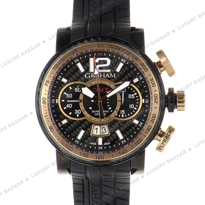 Silverstone Luffield GMT Gold 2BLAO.B05A.K47N