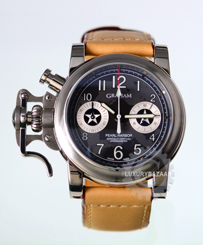 Graham Chronofighter- Limited Edition 