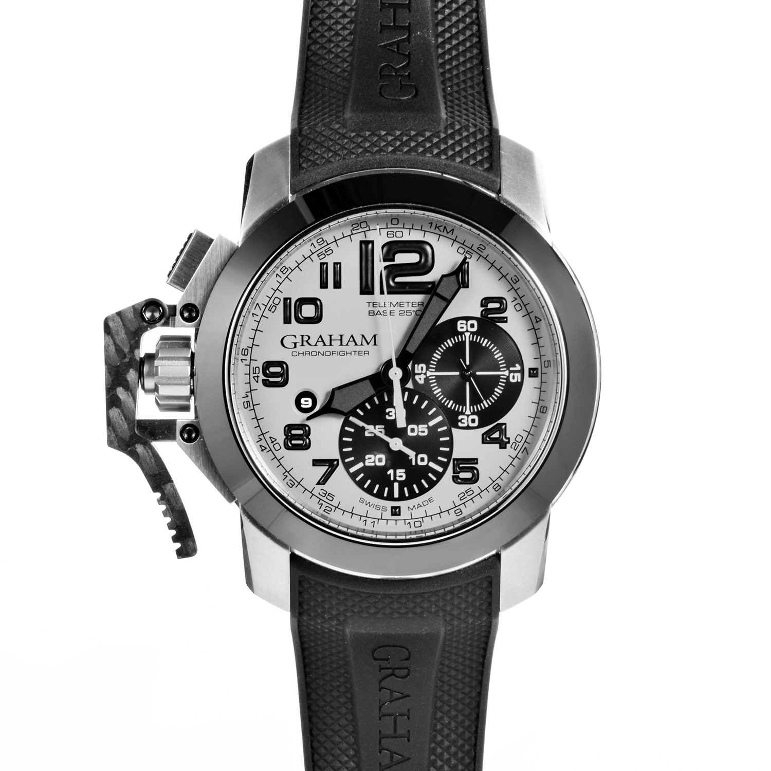 Chronofighter Oversize 2CCAC.S01A.K92S