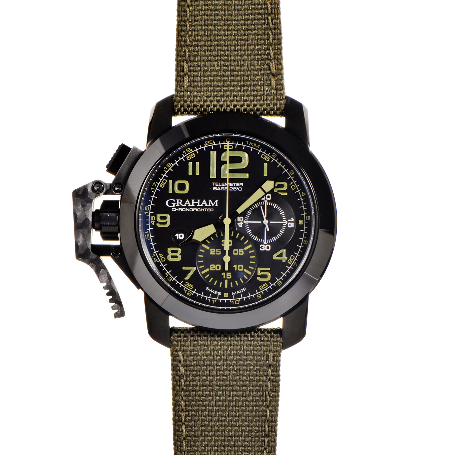 Chronofighter Oversize 2CCAU.G01A