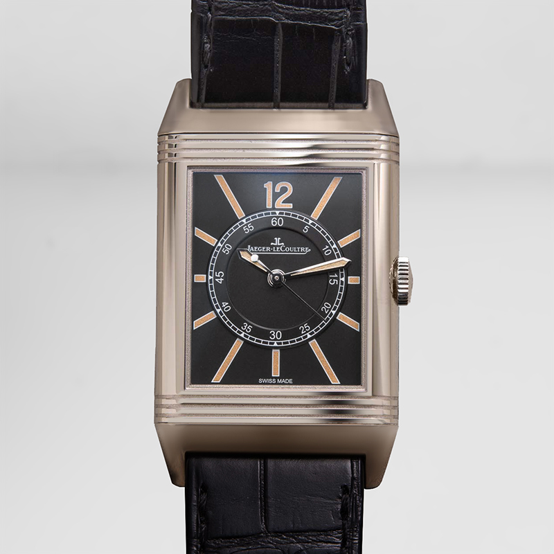 Grande Reverso 1931 Seconde Centrale 381357J (White Gold)