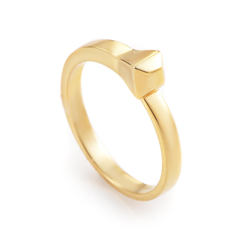 Chiodo Women's 18K Yellow Gold Ring 08048554