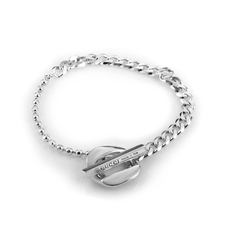 Sterling Silver Toggle Bracelet 213951J84008106