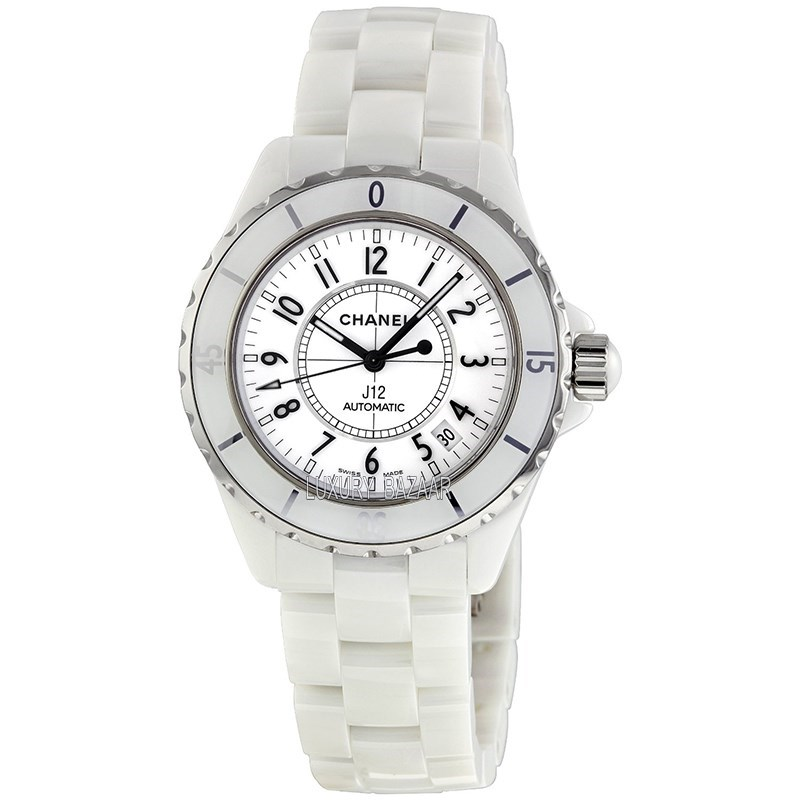 J12 White Automatic 38mm H0970