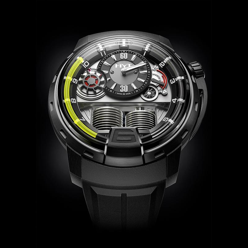 H1 Titanium Black DLC 148-DL-21-GF-RU (Titanium)