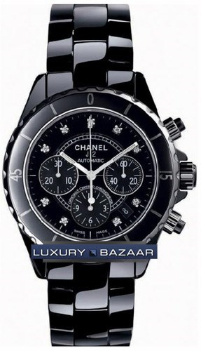 J12 chronograph Automatic 41mm H2419