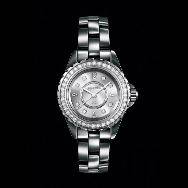 J12 Chromatic Diamond Bezel H3402