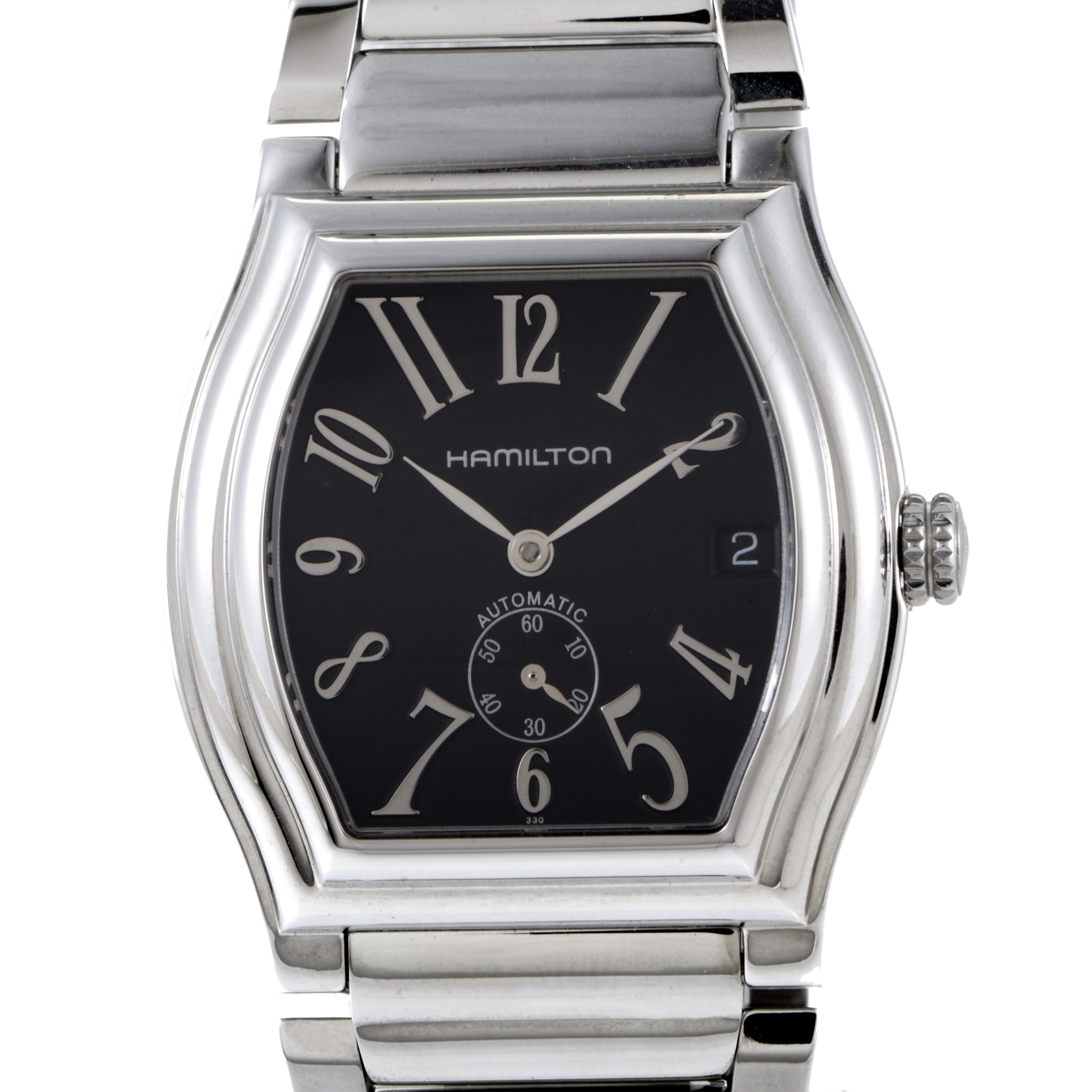 Hamilton Men's Stainless Steel Automatic Watch H27415133
