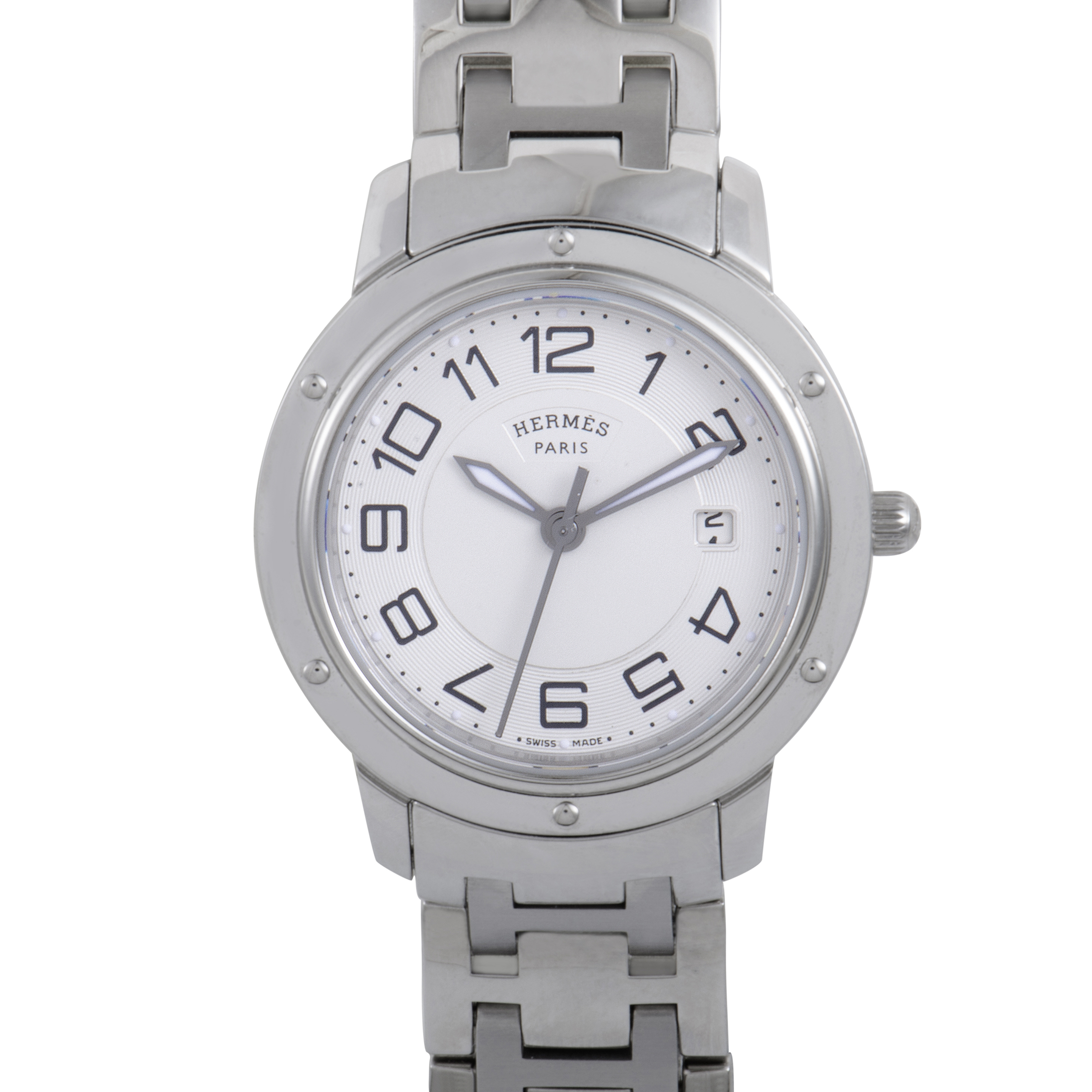 Clipper Womens Stainless Steel Quartz Watch CP1.310.220/4966