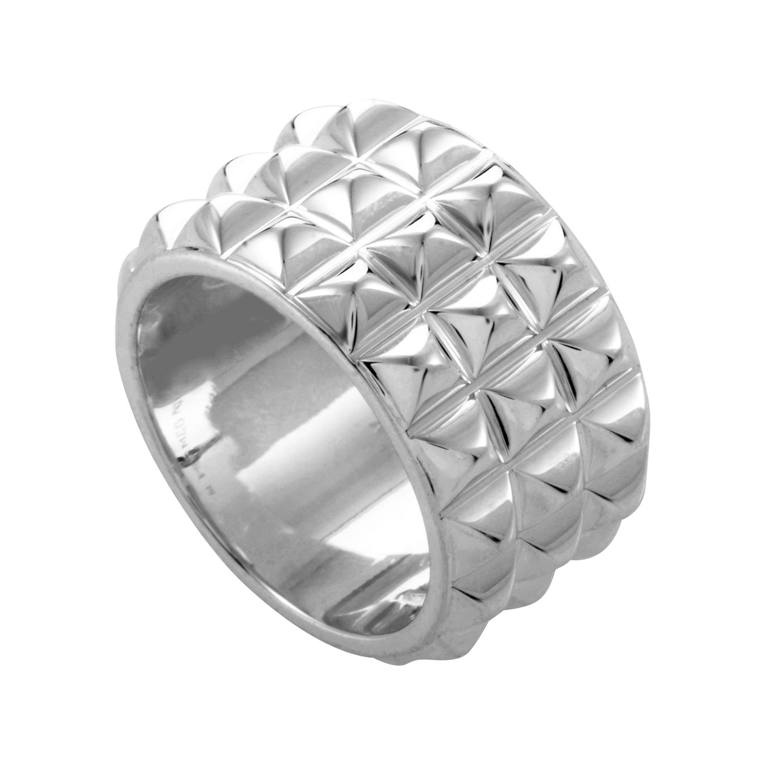 Medor Women's Sterling Silver Band Ring