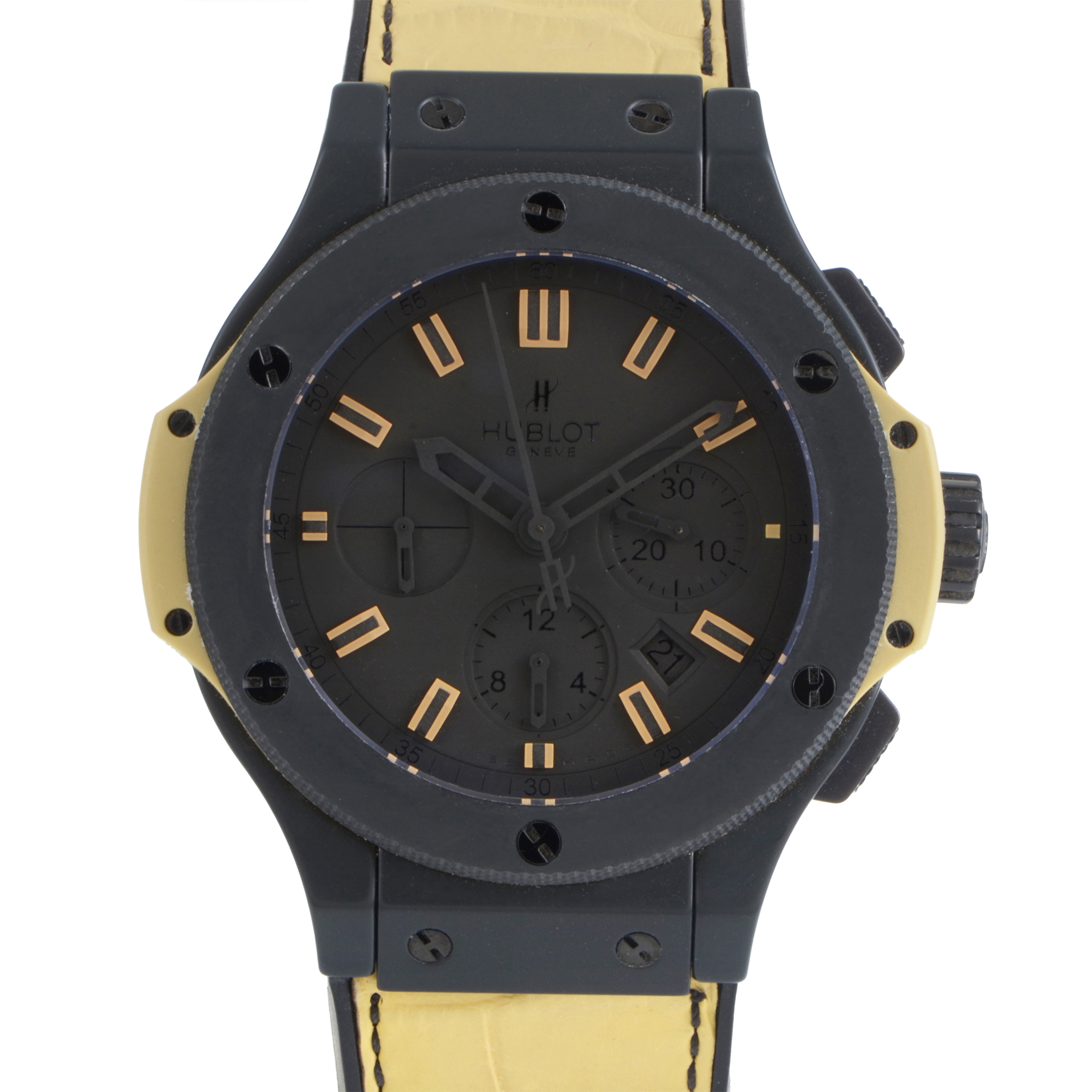 Hublot Big Bang St. Tropez Boutique Edition Chronograph Watch 301.07.12010
