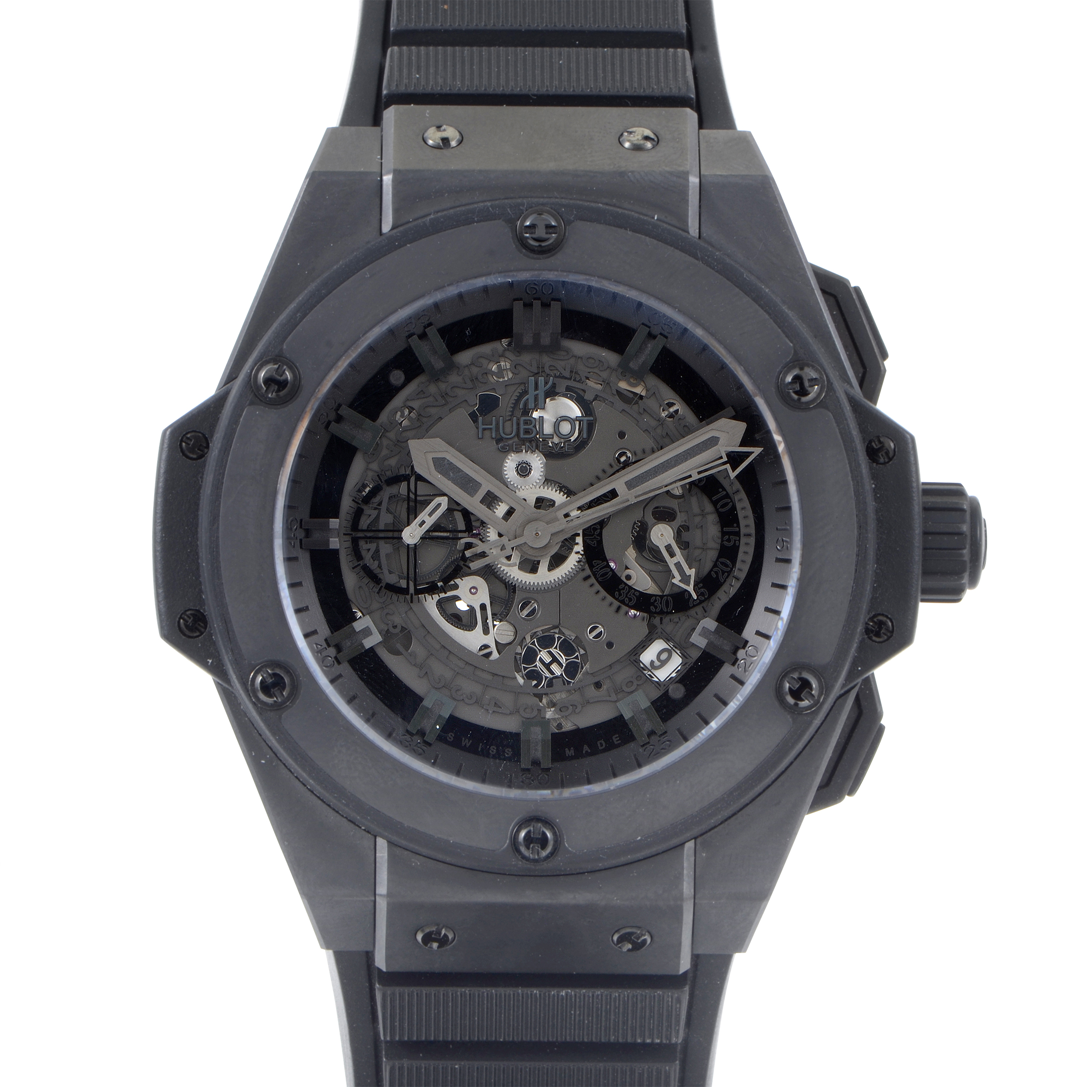 Big Bang King Power Unico Chronograph Watch 701.CI.0110.RX