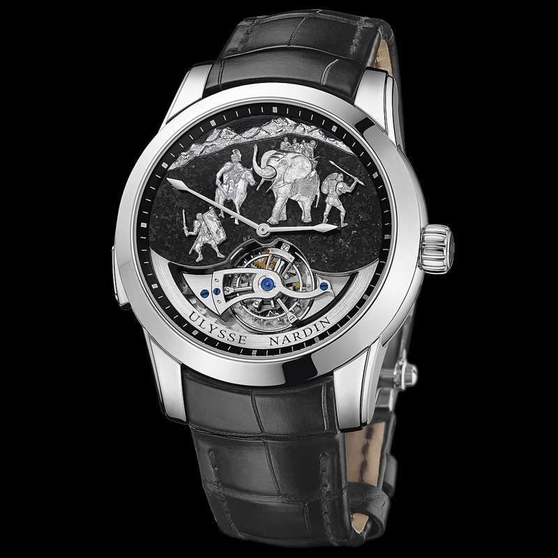 Hannibal Minute Repeater 42mm 789-00