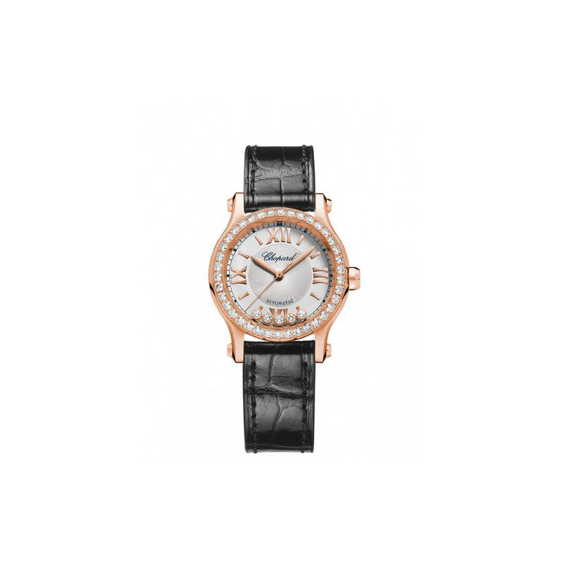 Happy Sport 30 mm Automatic 274893-5002 (Rose Gold)