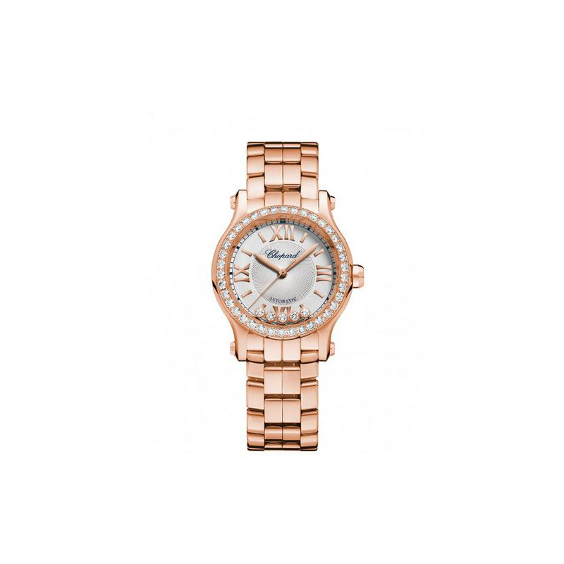 Happy Sport 30 mm Automatic 274893-5004 (Rose Gold)
