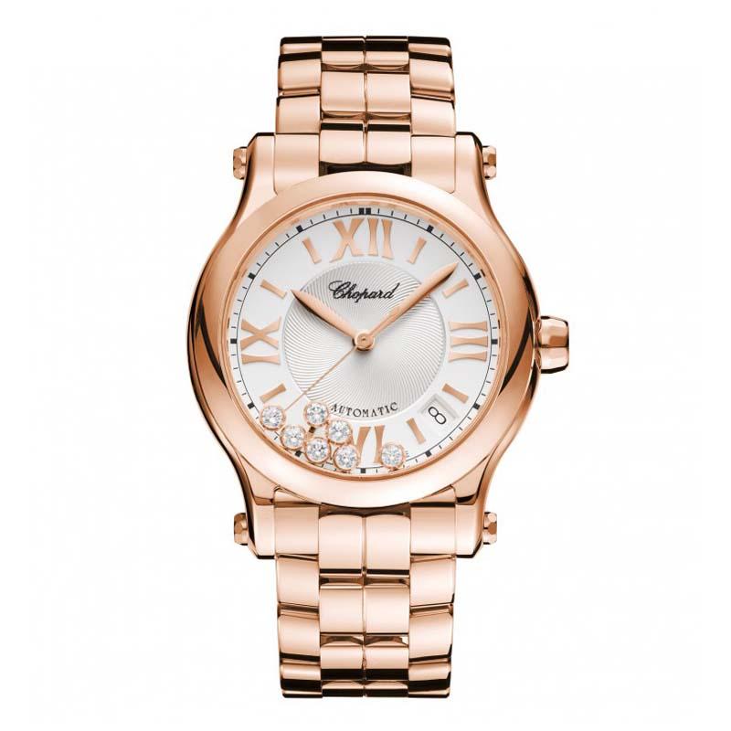 Happy Sport Medium Watch Automatic 274808-5002