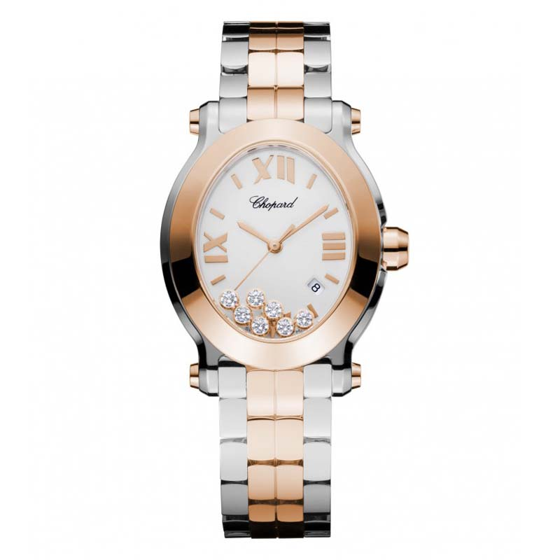 Happy Sport Oval Watch 278546-6003