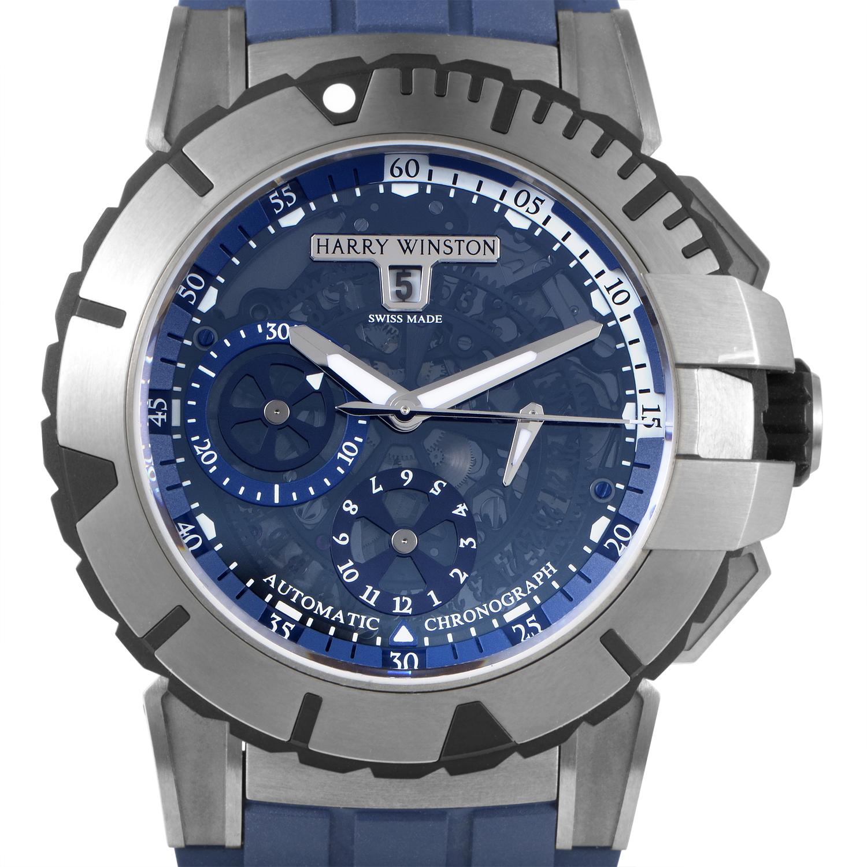 Ocean Sport Chronograph Blue Edition OCSACH44ZZ007