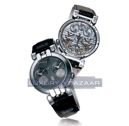 Harry Winston Opus 1 (Platinum/Leather)