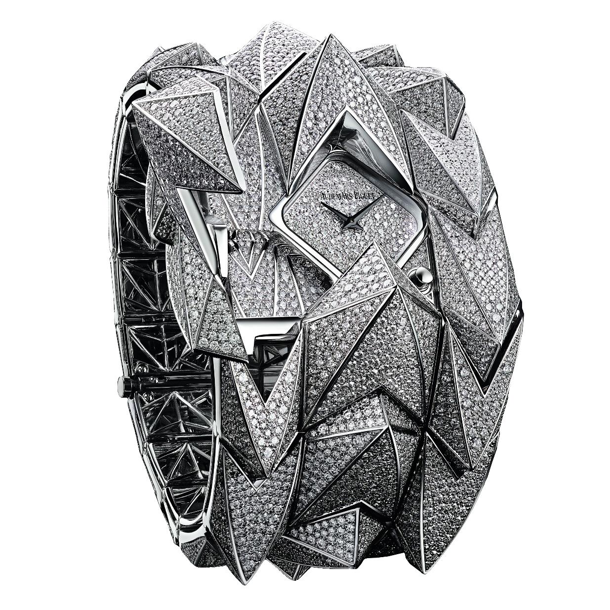 Haute Joaillerie Diamond Fury 79420BC.ZZ.9190BC.01