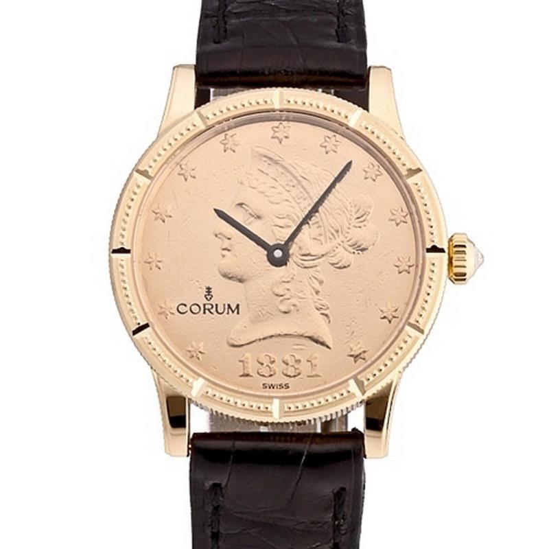Heritage Artisans Coin Watch $10 049.357.56/0081 MU36