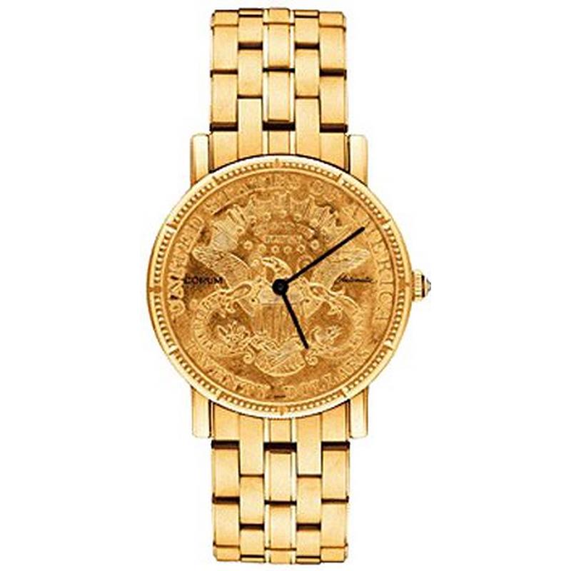 Heritage Artisans Coin Watch $20 082.355.56/H500 MU51
