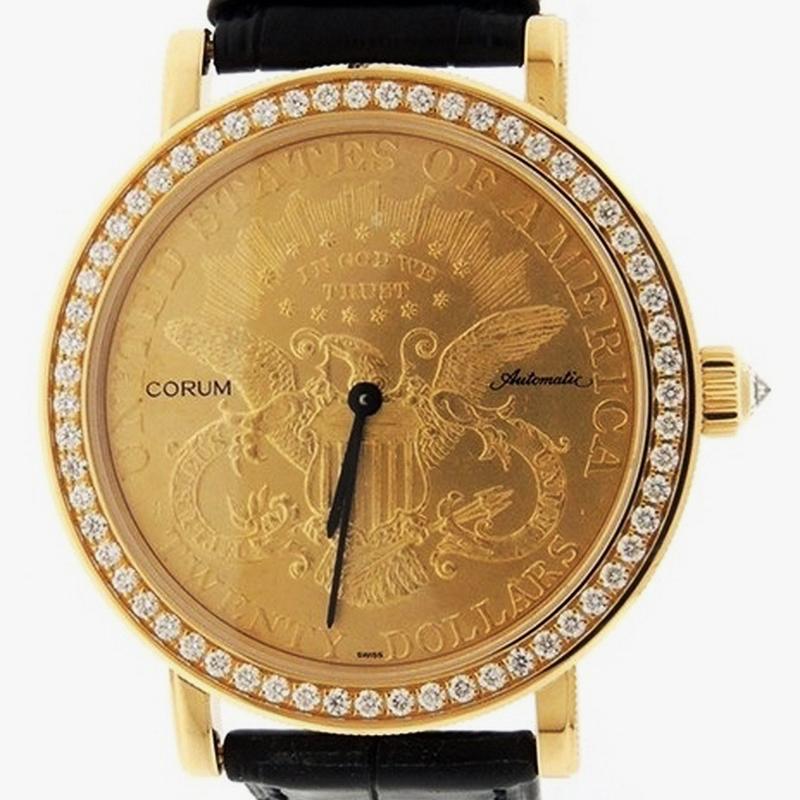Heritage Coin Watch $20 293.646.65/0001 MU51