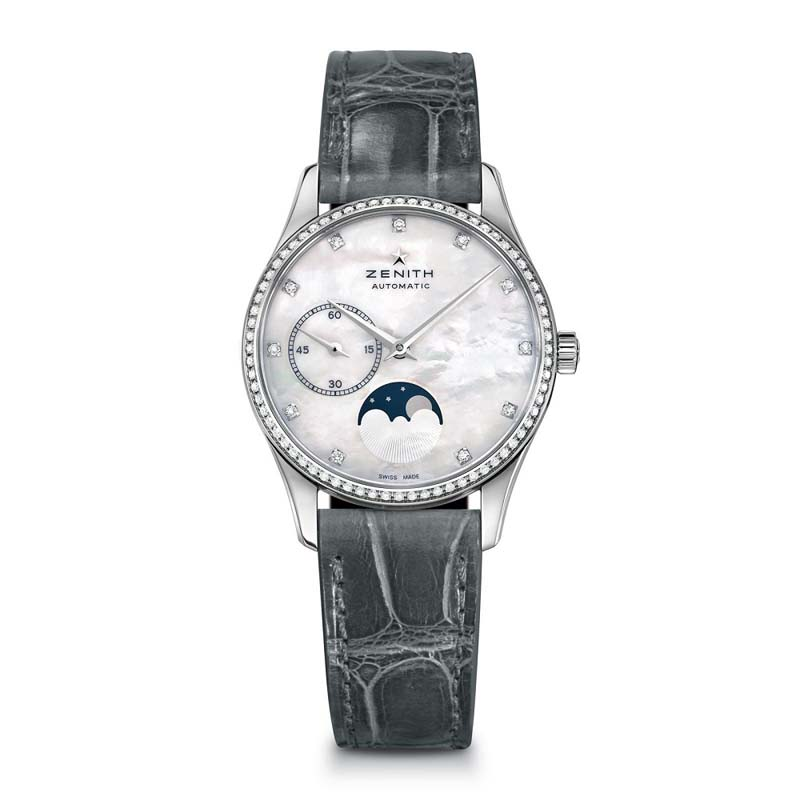 Heritage Lady Ultra Thin Moonphase 16.2310.692/81.C706