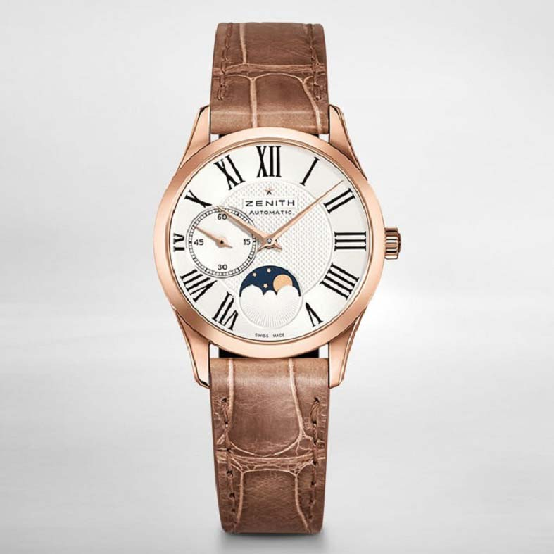 Heritage Lady Ultra Thin Moonphase 18.2310.692/02.C709