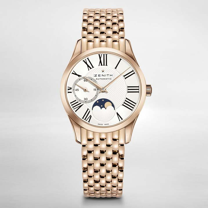 Heritage Lady Ultra Thin Moonphase 18.2310.692/02.M2310