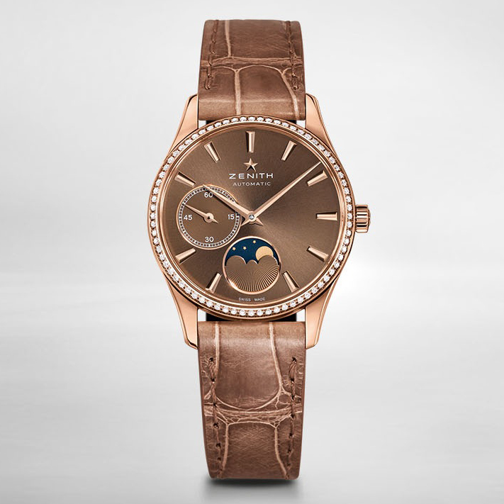 Heritage Lady Ultra Thin Moonphase 22.2310.692/75.C709
