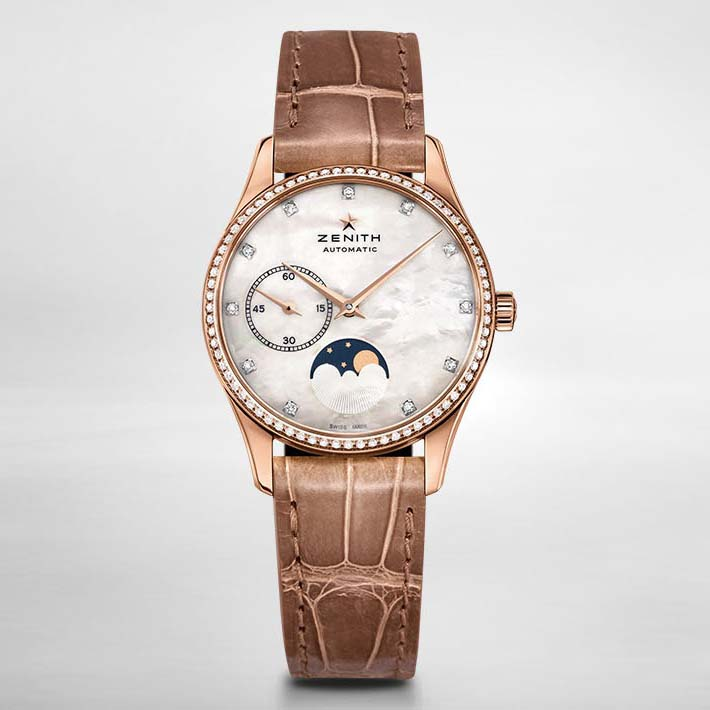 Heritage Lady Ultra Thin Moonphase 22.2310.692/81.C709