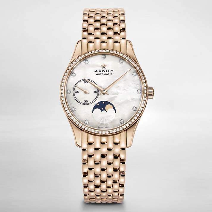 Heritage Lady Ultra Thin Moonphase 22.2310.692/81.M2310
