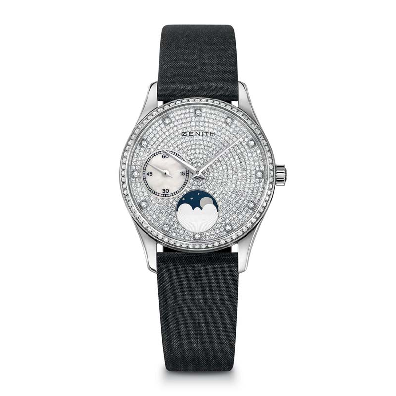 Heritage Lady Ultra Thin Moonphase 45.2310.692/09.C717