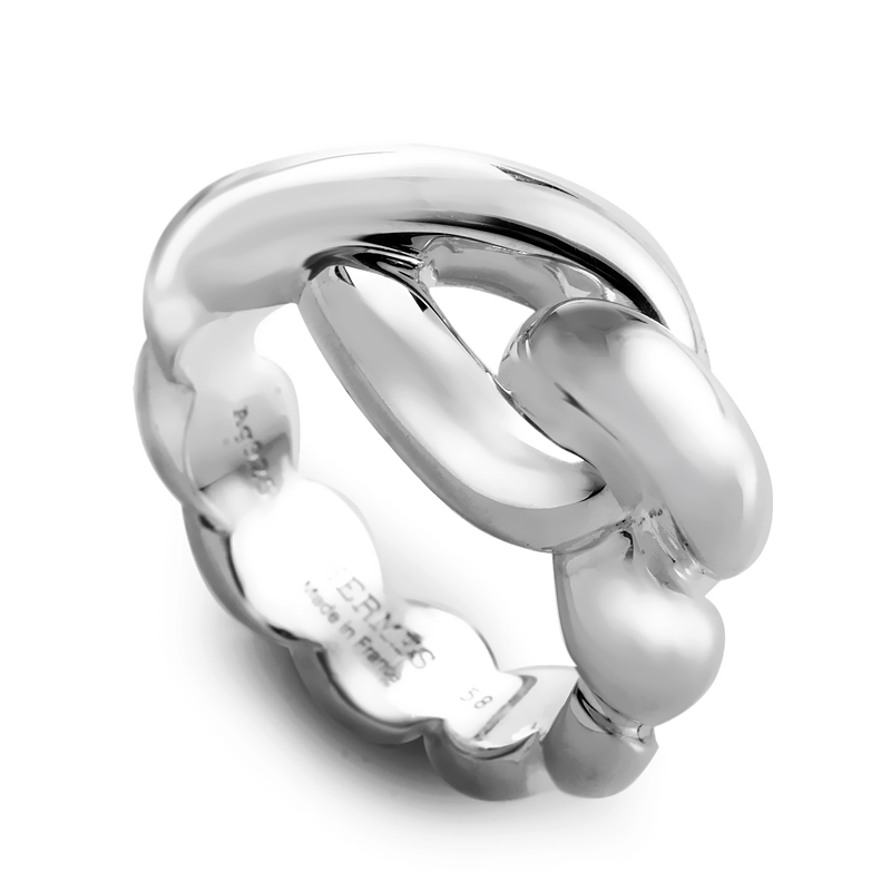 Women's Sterling Silver Twist Ring