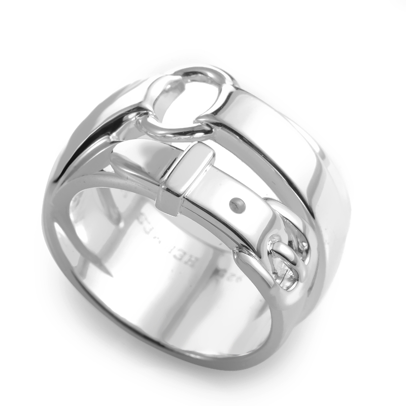 Debridee Women's Sterling Silver Ring Band Ring
