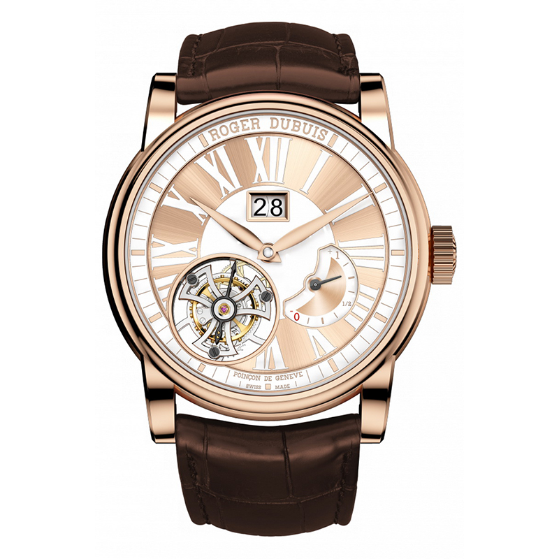 Hommage Flying Tourbillon Tribute to Mr Roger Dubuis Men's Watch