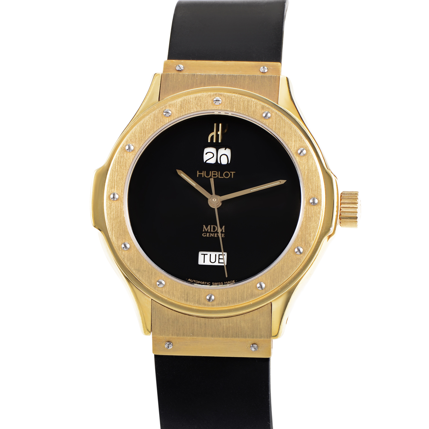 Classic Men's Yellow Gold Automatic Watch 105.405.47-0011