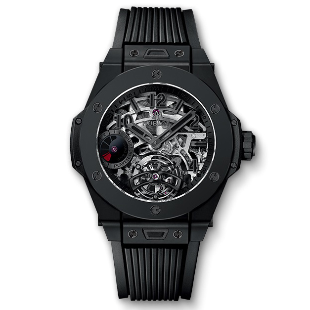 All Black Tourbillon 405.CI.0110.RX