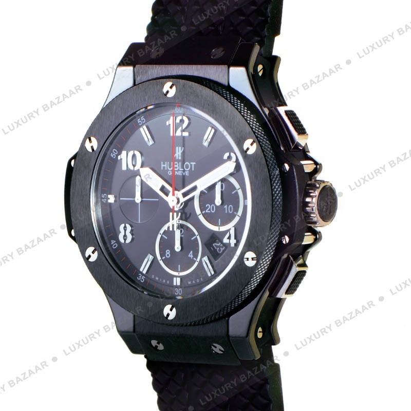 Hublot Big Bang Black Magic 301.CX.130.RX | Luxury Bazaar | www ...